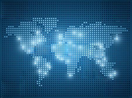stock-vector-world-map-dot-illustration-on-blue-background-150686375