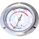 充油壓力錶