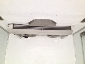 Dual-layered A/C duct